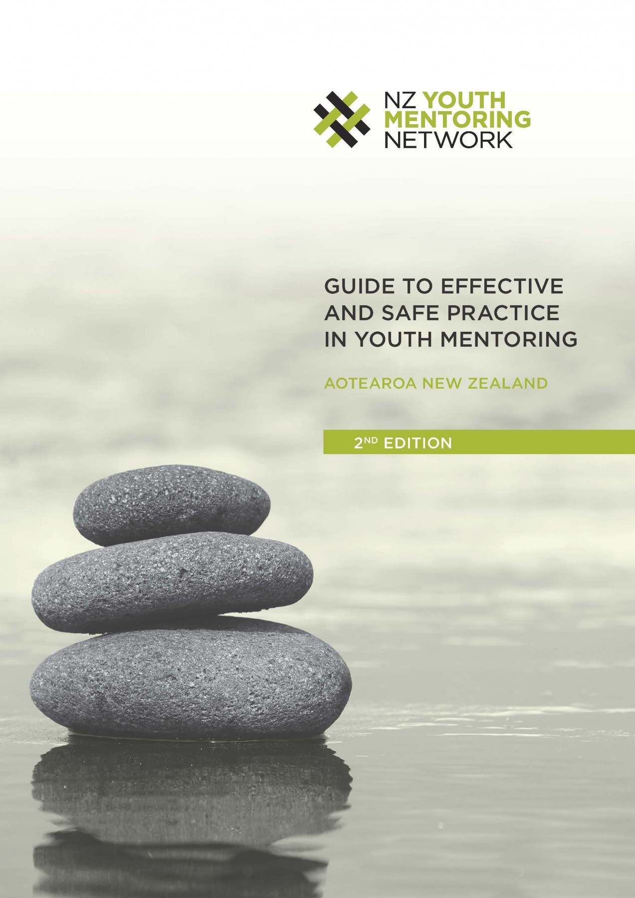 Guide to effective and safe practice in youth mentoring