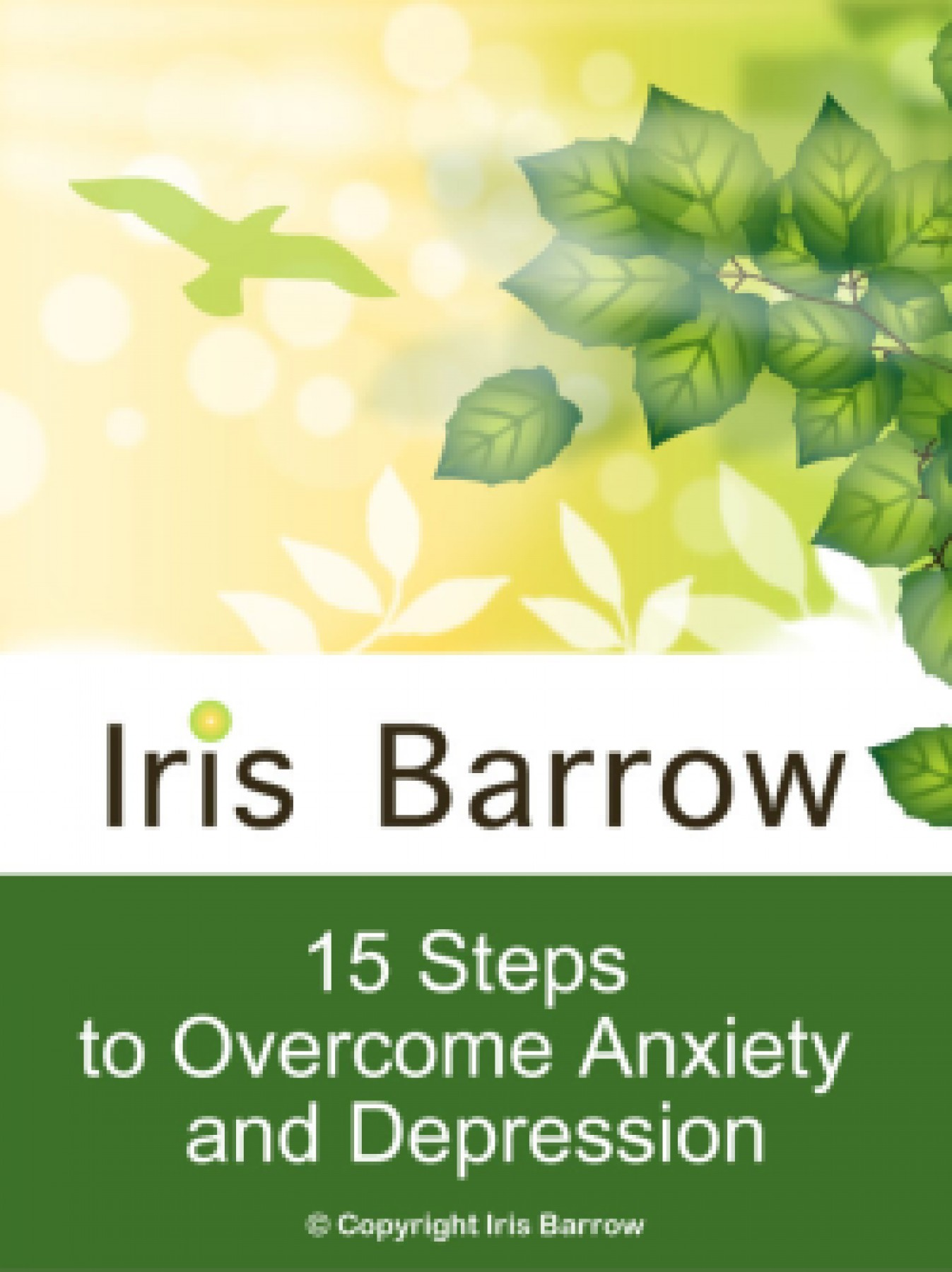 15 Steps to Overcome Anxiety and Depression